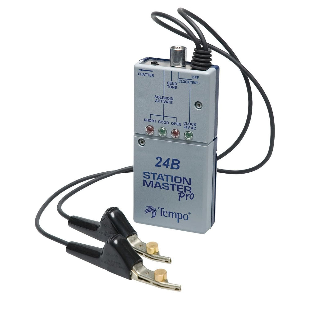 Greenlee - 24B - Station Master Pro Irrigation Tester