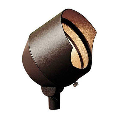 Kichler - 15383AZT - 12V Accent, Textured Architectural Bronze