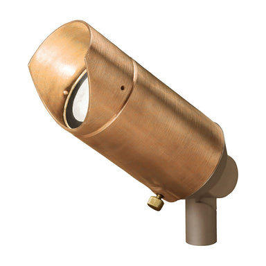 Kichler - 15384CO - 12V Accent, Copper