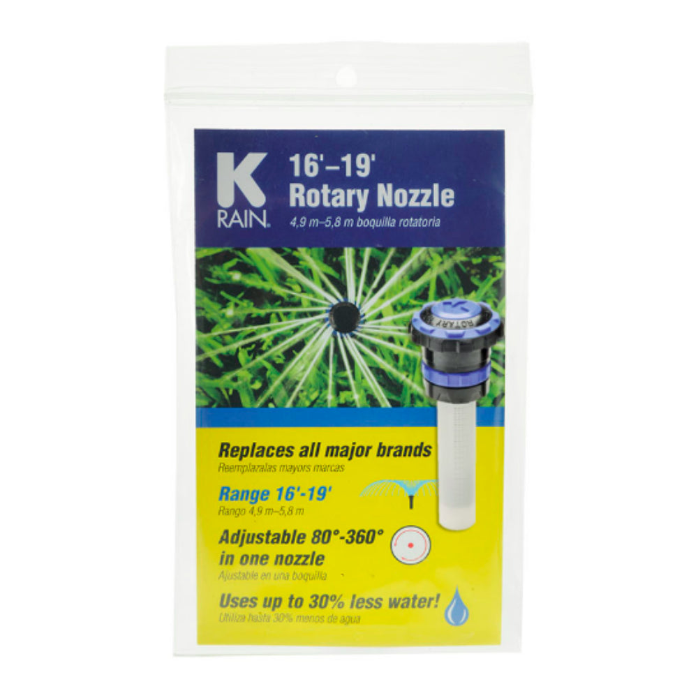 K-Rain - RN200-ADJ - Rotary Nozzle Adjustable Arc 80 To 360 Degree