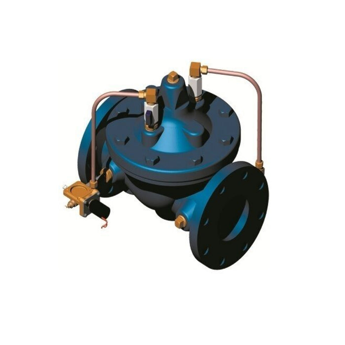 Griswold - 2260K-E - Pressure Reducing Valve Normally Open 1 - 1.5 in. Epoxy Coated