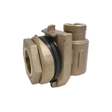 PT3000NL - 2-inch Lead Free Bronze Pitless Adapter