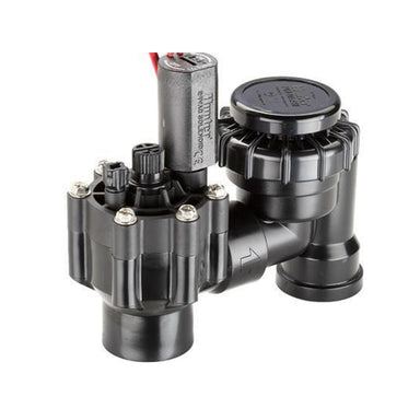 Hunter - PGV075ASVS - 3/4 in. Anti-Siphon Electric Valve, with Flow Control (Slip x Slip)