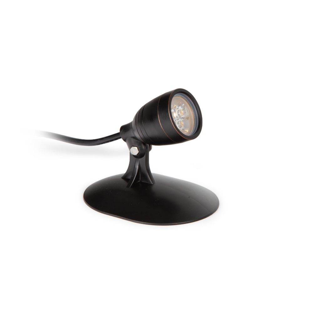 Atlantic Water Gardens - WWCS4 - Warm White Compact Spotlight