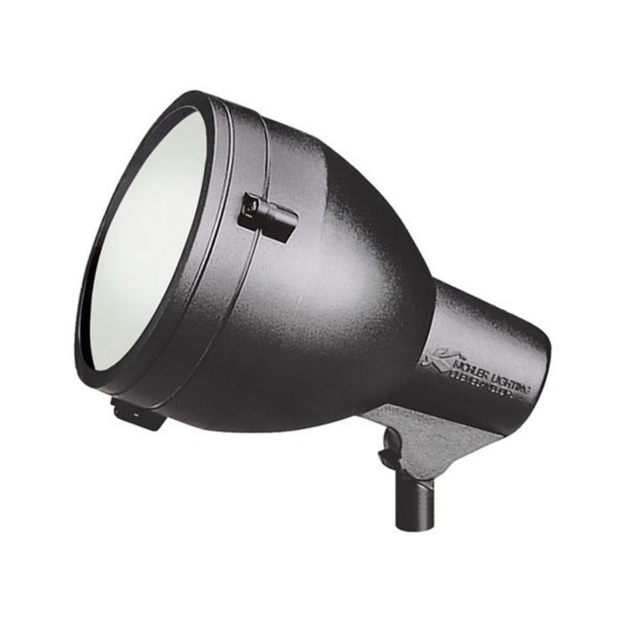Kichler - 15251BKT - 120V Large Accent, Textured Black