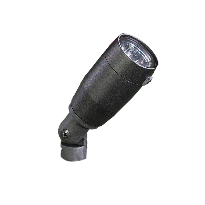 Vista - GR-2220-B-NL - Up Light Aluminum Housing Black (No Lamp)