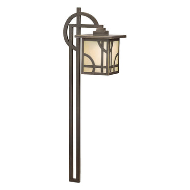 Kichler - 15444OZ - 12V Larkin Estate Path & Spread Light, Olde Bronze