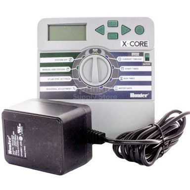Hunter - XC400I - 4-Station Indoor Controller