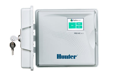 Hunter - PHC-2400-I - Pro-HC Hydrawise Wi-Fi Smart Controller, 24 Station, Indoor