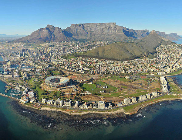 The Mother City, a perfect fit!