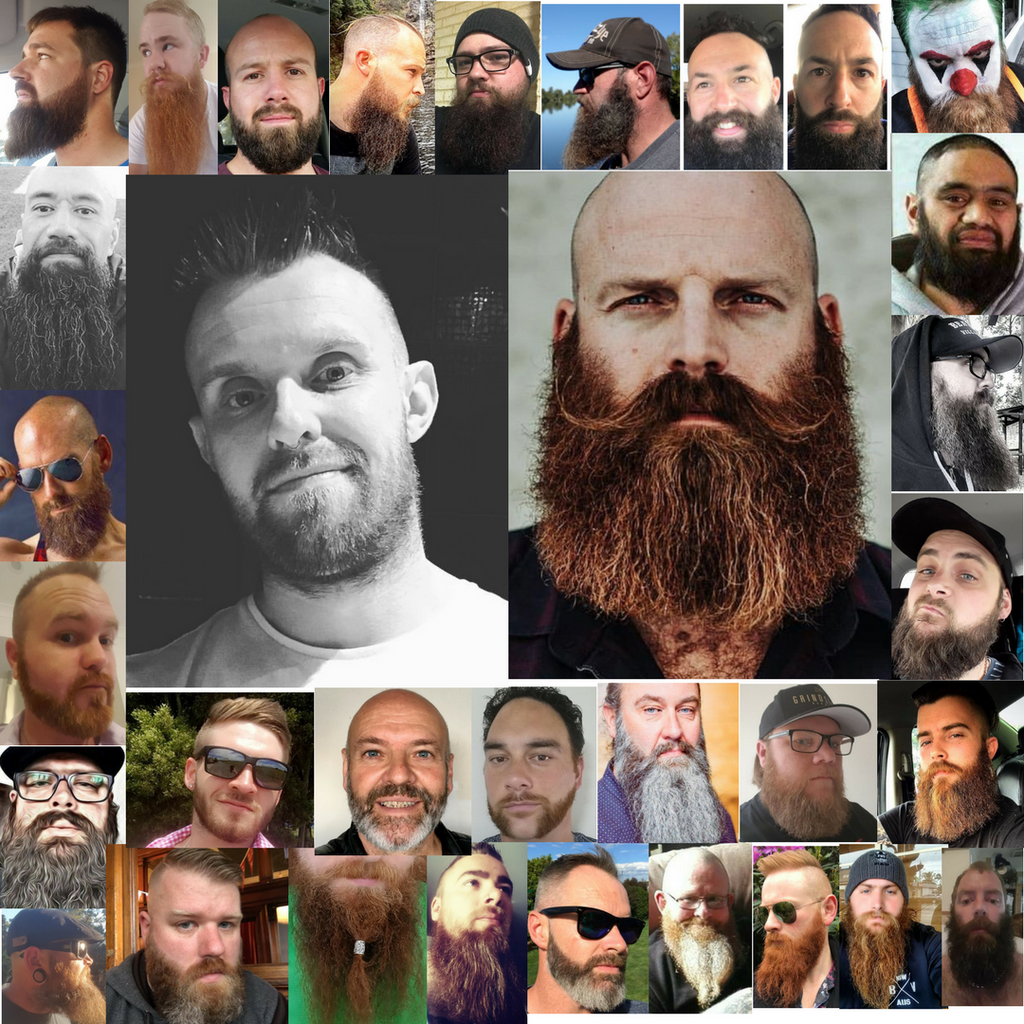 Beard Competition 2017