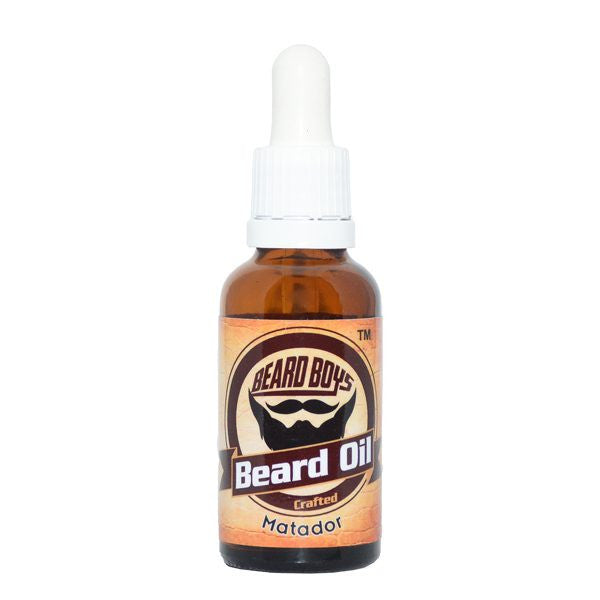 Beard Oil- Matador (30ml)