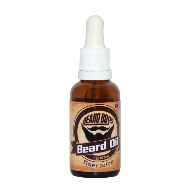Beard Oil- Tiger Juice (30ml)