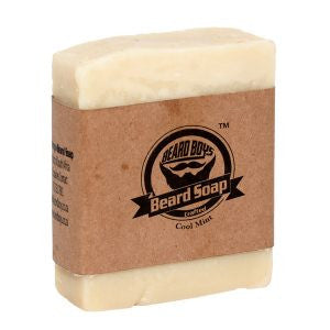 Beard Soap- Cool Mint