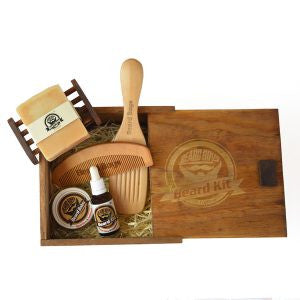 Beard Grooming Ultra Kit