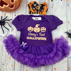 personalised pumpkin outfit