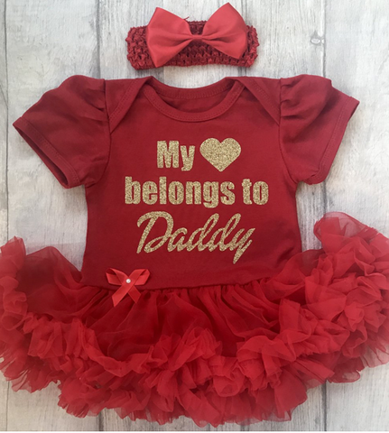 703f0b64c480 Our lighthearted black tutu romper is the perfect stylish addition to any Father's  Day outing. And why not colour coordinate, ...