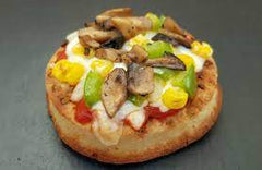 Image of Crumpet Pizza