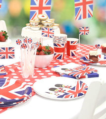 image of england party set