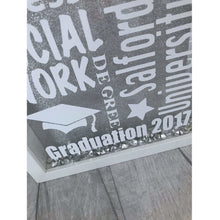 Personalised Graduation Box Frame
