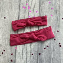 Matching Mummy & Baby Girl Headbands, available in Four Colours! Mummy & Me Gift