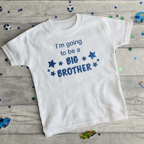 I'm Going to be a Big Brother Boys T-Shirt
