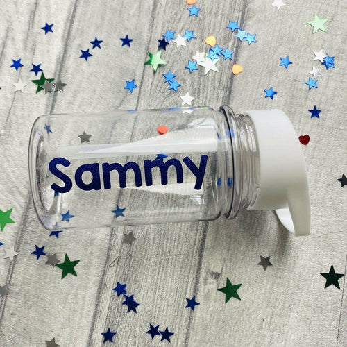 Small Personalised Children's School Water Bottle