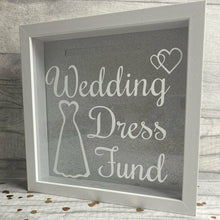 Wedding Dress Fund Engagement Money box gift
