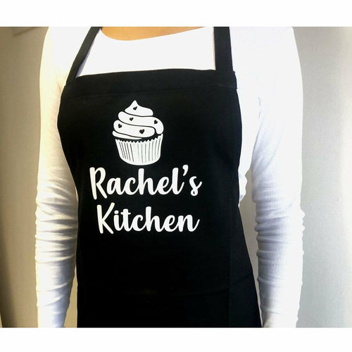 Personalised Cupcake Kitchen Adult Baking Cooking Apron