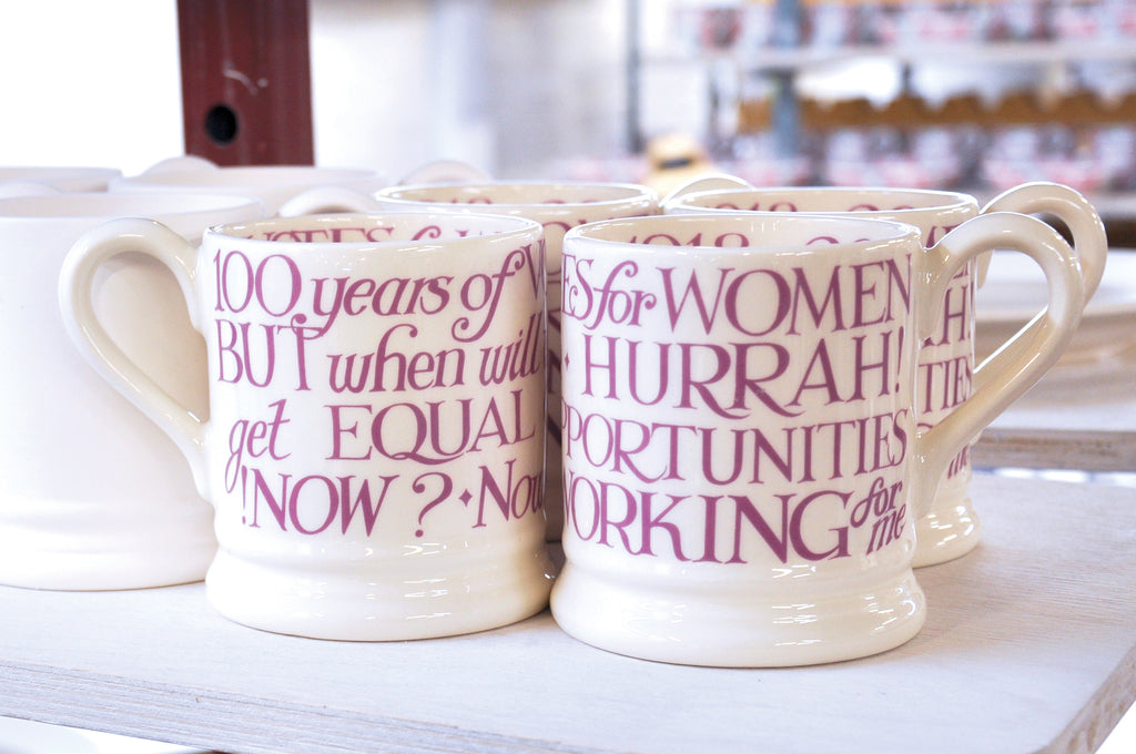 a7e6247b8217 Votes For Women Mug - Available Monday 16th April – Emma Bridgewater UK