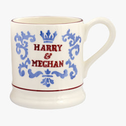 Seconds Royal Wedding Harry and Meghan 1/2 Pint Mug