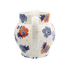 Red & Blue Anemone 3 Pint Jug