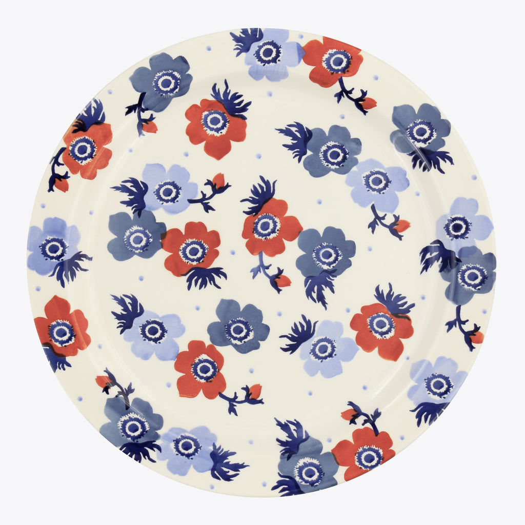 Anemone Serving Plate