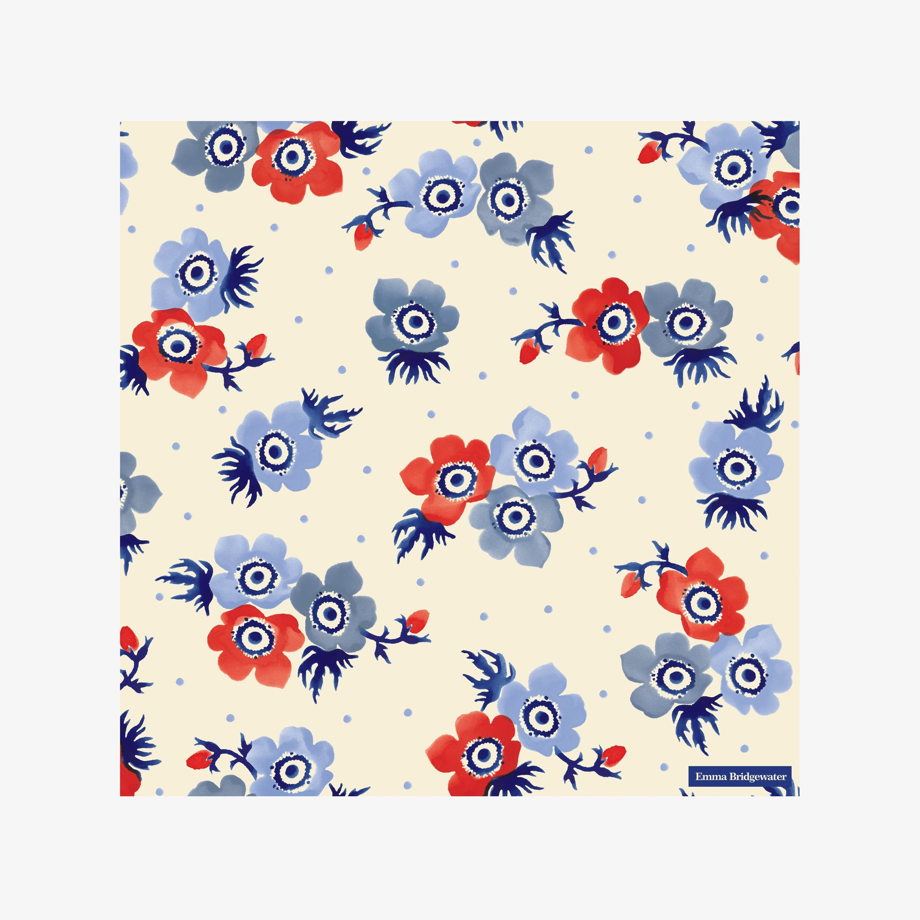 Image of Anemone Lunch Napkin