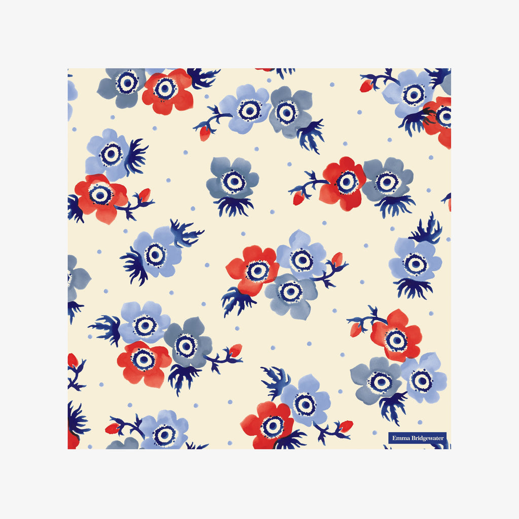 Anemone Lunch Napkins