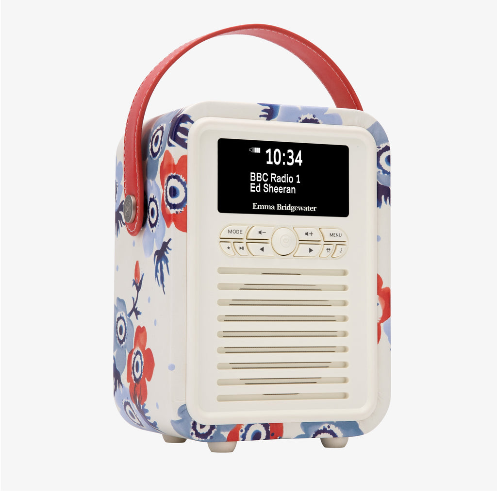 Anemone Retro Mini Radio