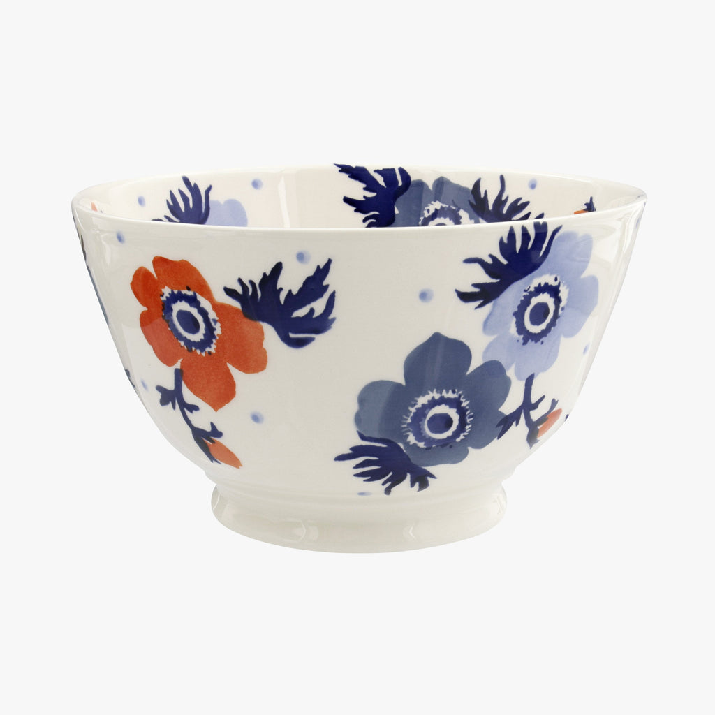 Seconds Anemone Medium Old bowl