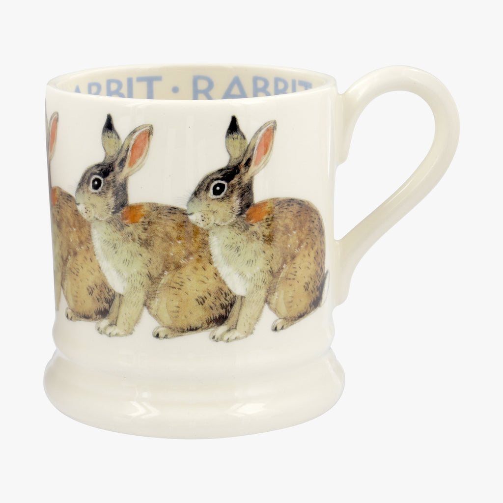Seconds Rabbit 1/2 Pint Mug