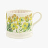 Flowers Buttercups Small Mug
