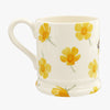 Seconds Buttercup Scattered Mum 1/2 Pint Mug