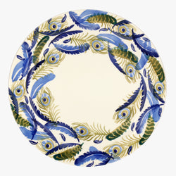 Feather Wreath Serving plate