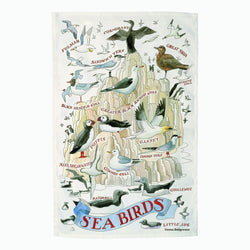 Sea Birds Tea Towel