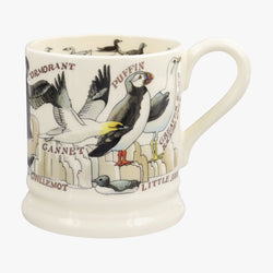 Seabirds 1/2 Pint Mug