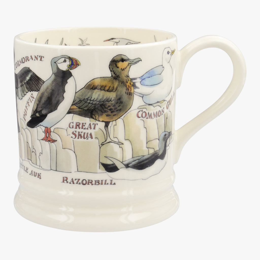 Seabirds 1 Pint Mug