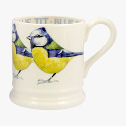 Blue Tit 1/2 Pint Mug