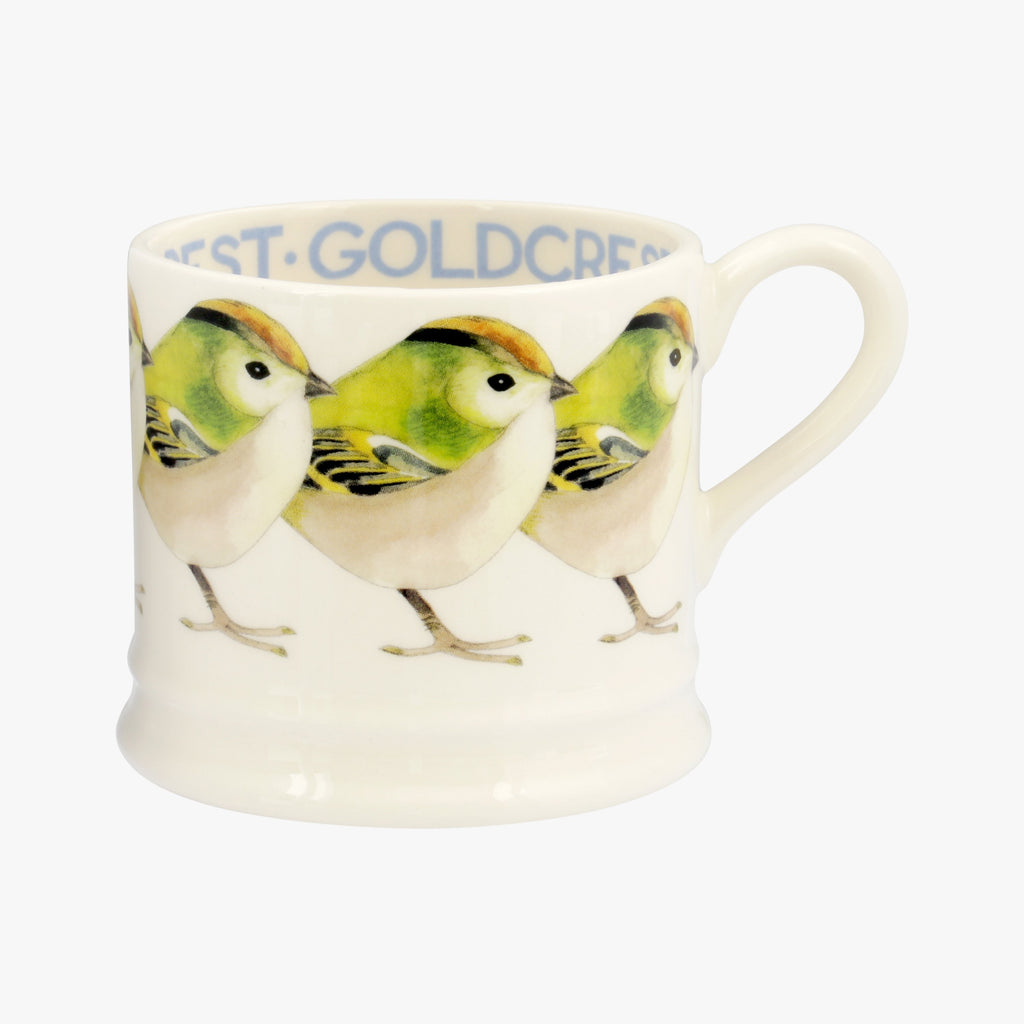 Goldcrest Small Mug