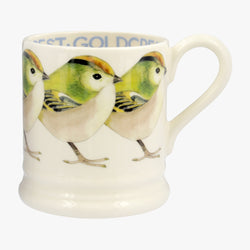 Goldcrest 1/2 Pint Mug