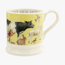 Bright New Morning 1/2 Pint Mug