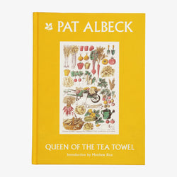 Pat Albeck: Queen of the Tea Towel Book