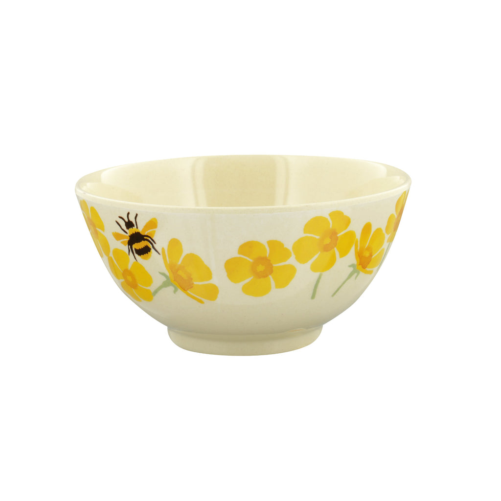 Buttercup Scattered Bamboo Bowl